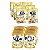 Nestlé BEBA Sinlac Allergenarmer Spezialbrei, 6er Pack (6 x 500g) + SUPREME Pre Babymilch: von Geburt an, leicht verträgliche Säuglingsnahrung