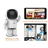 Biaba Collection IP Camera Robot 960P HD WIFI Wireless PTZ Two Way Audio P2P Onvif Night Vision Network Baby Monitor Security Camera