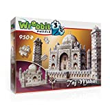 Wrebbit 3D Taj Mahal 3D Puzzle by Wrebbit 3D
