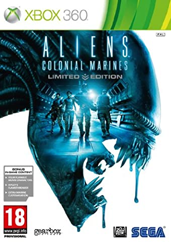 [UK-Import]Aliens Colonial Marines Limited Edition Game XBOX 360