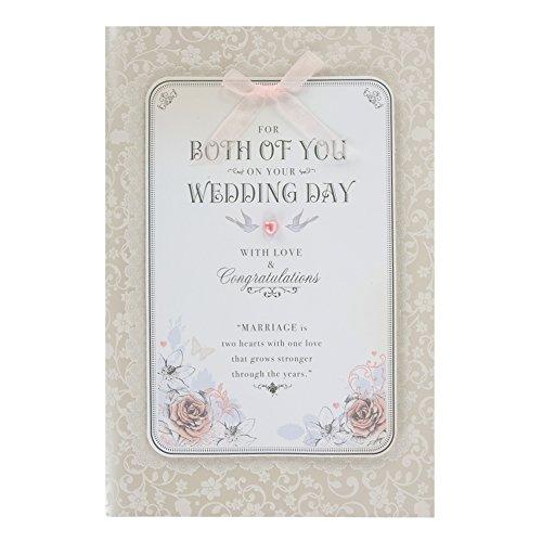 Matrimonio Auguri Inglese : Hallmark biglietto di auguri per matrimonio con scritta