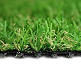Oypla 17mm Artificial Grass Mat 6ft x 3ft Greengrocers Fake Turf Astro Lawn
