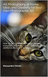 Art Photography at Home: Ideas and Creativity for Your Own Photographic Art: How to be creative with your camera - in everyday situations and without using ... devices or software. (English Edition)