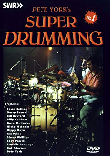 Pete York's Super Drumming - Vol. 1 (2 DVDs)