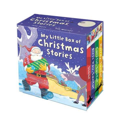 My Little Box of Christmas Stories por Tim Warnes