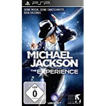 Michael Jackson: The Experience - [Sony PSP]