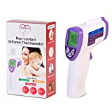 #8: Motherly Upgraded Forehead Digital Baby Infrared Thermometer (Purple)