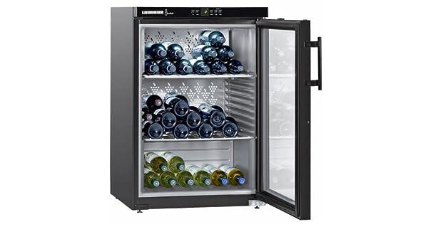 Liebherr Mini Kühlschrank Mit Glastüre : Liebherr pal wkb vinothek weinkühlschrank a cm