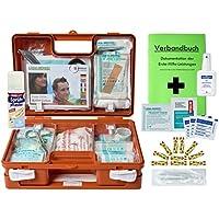 Erste-Hilfe-Koffer KITA M1 incl. Sprüh-Pflaster & Hygiene-Ausstattung nach DIN/EN 13157 für Betriebe + DIN/EN... preisvergleich bei billige-tabletten.eu