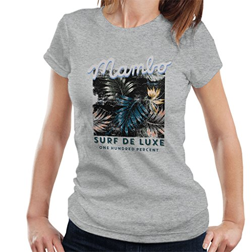 Mambo Havana Colour Women's T-Shirt Heather Grey