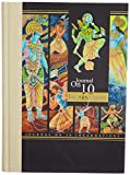 #3: Nightingale Vedic Ten Incarnations Journal - A Design, A5, 480 Pages