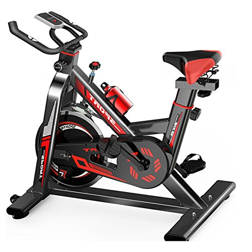 Wanlianer Bicicleta reclinada Home Spinning Bicycle Ultra silencioso Exercise Bike Indoor Exercise Bicycle Fitness Equipment Interior