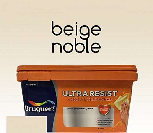 Pintura interior Bruguer Ultra Resist Beige noble 4 Lt