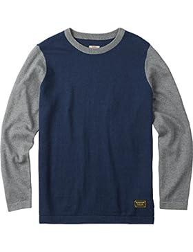 Burton Sweater Boys Stowe - Sudadera para niño, color azul, talla L