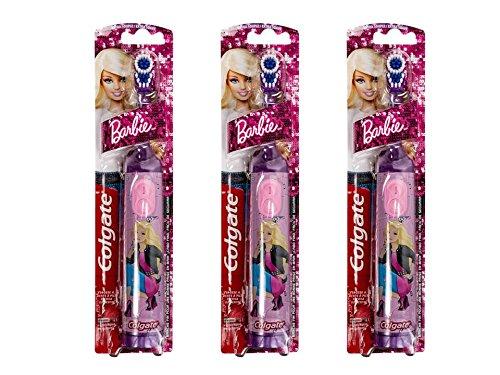 Zahnbürste Colgate Celular Barbie-Set von 3 -