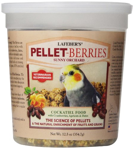 Lafeber Company pellet-berries für Nymphensittiche, 12.5-ounce