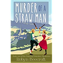 Murder of a Straw Man (The Dancing Detective Mysteries Book 1) (English Edition)