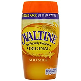 Ovaltine Original Add Milk 500 g (Pack of 6)