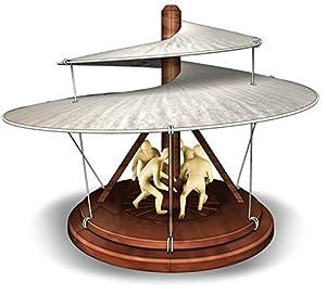 Edu Toys Kit de Leonardo da Vinci El Propeller Modelo
