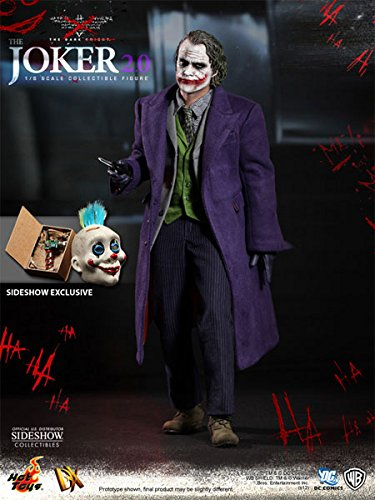 Hot Toys Movie Master Piece - The Dark Knight: The Joker DX 2.0 Exclusive Edition