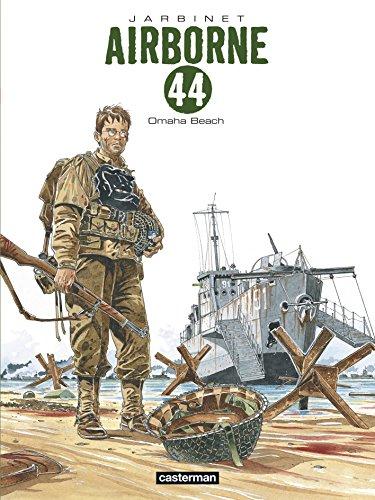 Airborne 44, Tome 3 : Omaha Beach par Philippe Jarbinet
