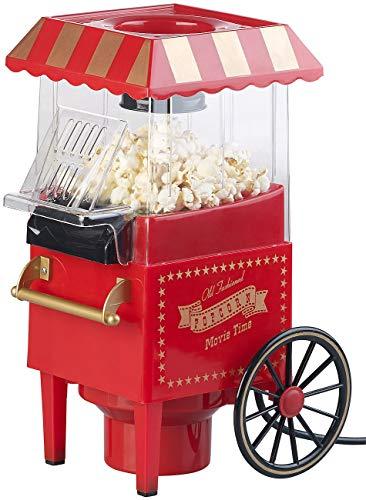 Rosenstein & Söhne – Heißluft – Popcornmaschine – Retro - 3