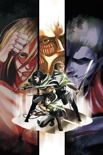 Attack on Titan 24 ;