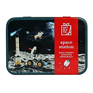 Apples to Pears Space Station In A Tin