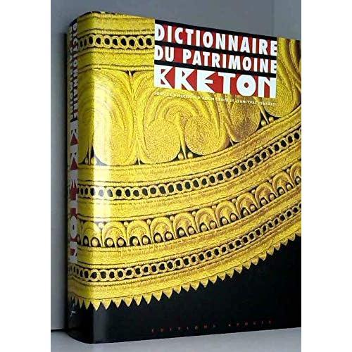 Dictionnaire du patrimoine breton.