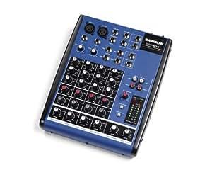 Samson MDR624 Table de mixage 6 canaux