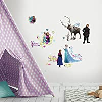 Roommates Disney Frozen Wall Decal, Multi-Colour, RMK2361SCS