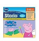 Peppa Pig - Juego para tablet Storio (VTech 233405) (versión en francés)