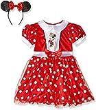 Rubie's Disney Minnie™-Kostüm für Mädchen - 5-6 Jahre
