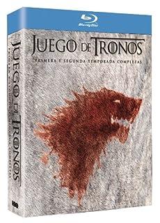 Juego De Tronos - Temporadas 1+2 [Blu-ray] (B00FF9GYT2) | Amazon price tracker / tracking, Amazon price history charts, Amazon price watches, Amazon price drop alerts