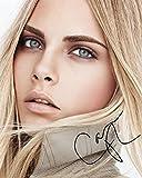 Cara Delevingne # 110x 8Lab Qualität unterzeichnet Foto Print