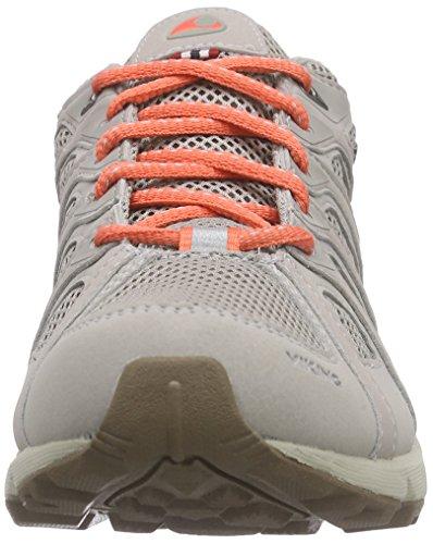 Viking Impulse Gtx, Chaussures de randonnée femme Beige - Beige (Beige/Coral 3851)