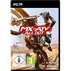 THQ MX vs. ATV All Out PC
