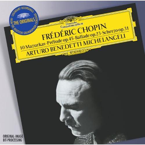 Chopin: Scherzo No.2 In B Flat Minor, Op.31 - Presto - Sostenuto