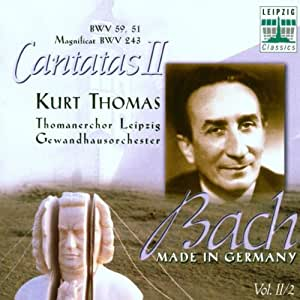 Bach - Made in Germany Vol. II / 2 (Kantaten)