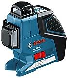 Bosch GLL 3–80P + BS1500–40m Télémètre–Rangefinders (AA...