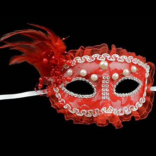 e Gesichtsmaske/Maskerade Maske/Darstellende Parteischablonen (Beängstigend Prinzessin Kostüme)