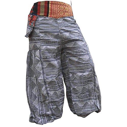 PANASIAM Aladin Muck Pants, Cotton, Design: MuckTYbw02