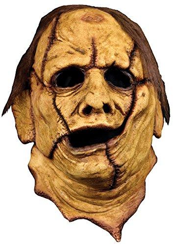Adult Texas Chainsaw Massacre Leatherface 3/4 Mask Standard