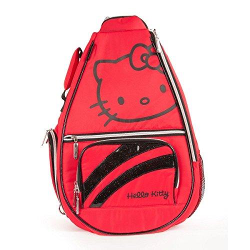 Hello Kitty Sport PREMIER Collection Tennis Rucksack, Kinder, - Hello Tennis Kitty
