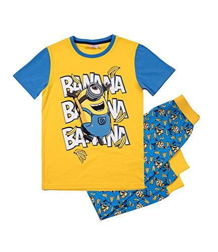Minions Despicable Me Chicos Pijama - Amarillo Minions