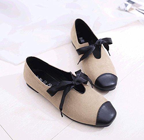 XTIAN - Pantofole Donna cachi