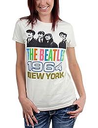 Beatles, The - Womens 1964 New York T-Shirt