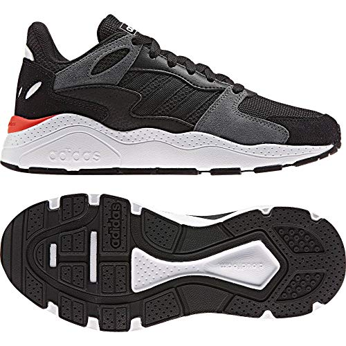Sneaker Adidas Adidas Zapatilla CRAZYCHAOS J Black/Grey/Red EF5310 Unisex Kids (39 1/3 EU)