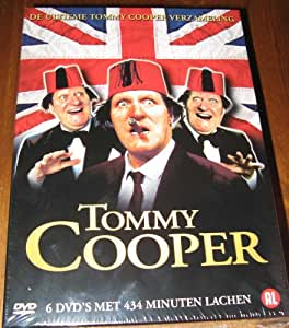 Tommy Cooper - The Ultimate Collection - [Dutch Import]