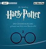 Harry Potter - Die Gesamtausgabe - gelesen von Felix von Manteuffel - J.K. Rowling